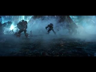 Halo Wars 2: Awakening the Nightmare. The battle