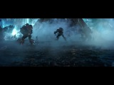 Halo Wars 2: Awakening the Nightmare. The battle