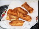 Fast healthy S`more egg rolls by breakfast recipe