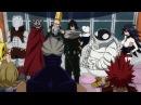 Boku no Hero Academia ТВ 2 21 серия русская озвучка Zendos  Моя геройская академия 2 сезон 21