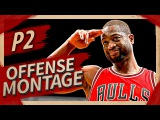 Dwyane Wade Offense Highlights Montage 20162017 (Part 2) - FATHER PRIME!