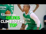 The Association: Boston Celtics Climb to the Top