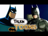 Kevin Conroy Voices Christopher Nolans The Dark Knight! (Talkin Toons w/ Rob Paulsen)