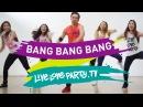 Bang Bang Bang | Zumba® | Live Love Party | KPOP