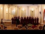 «Фрески» Академический женский хор ДК «Ровесник» г. Заречный.