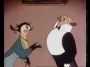 Непьющий воробей Сказка для взрослых Студия Союзмультфильм 1960 год выпуска