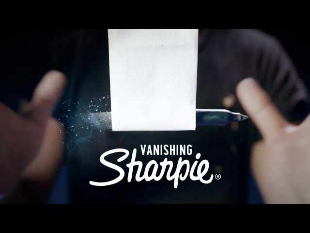 Vanishing Sharpie by SansMinds Creative Lab