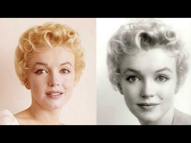 MARILYN MONROE - Beauty Extreme - Sublime Close Ups by Friend Photographer Milton Greene