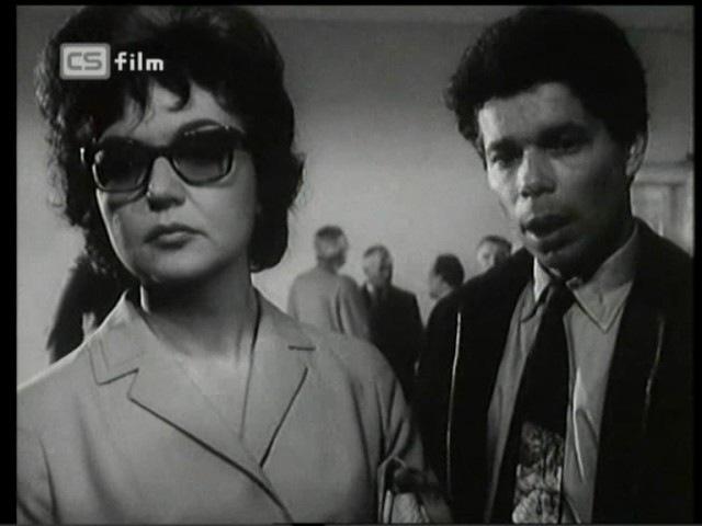 Обвиняемый (ЧССР Чехословакия, 1963) детектив