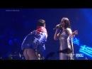 Пацан показал голую жопу в прямом эфире Евровидение 2017