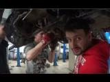 Коллектив веселых и находчивых усиливает подвеску Subaru Forester. Детали «Точка Опоры»: тест «Независимого эксперта». Часть 1.