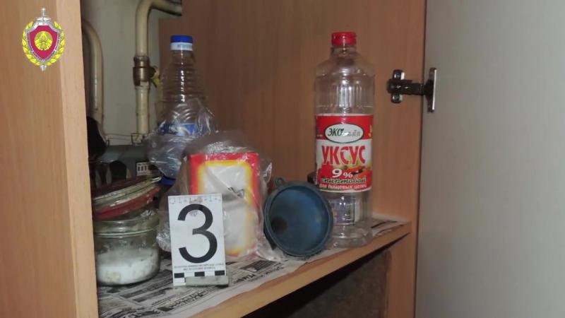 40-летняя мозырянка склонила своего сожителя, любителя выпить, к употреблению особо опасного наркотика