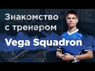 Как тренируется Vega Squadron? Интервью с Fierce
