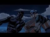 Рыцари Marvel. Чёрная Пантера — эпизод 1 (2010) [Marvel Knights Animation: Black Panther]