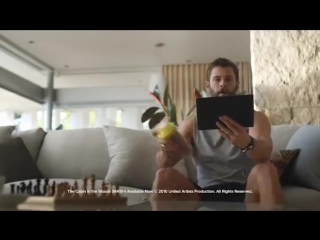 Chris Hemsworth stars in latest Foxtel Make It Yours campaign via Whybin_TBWA