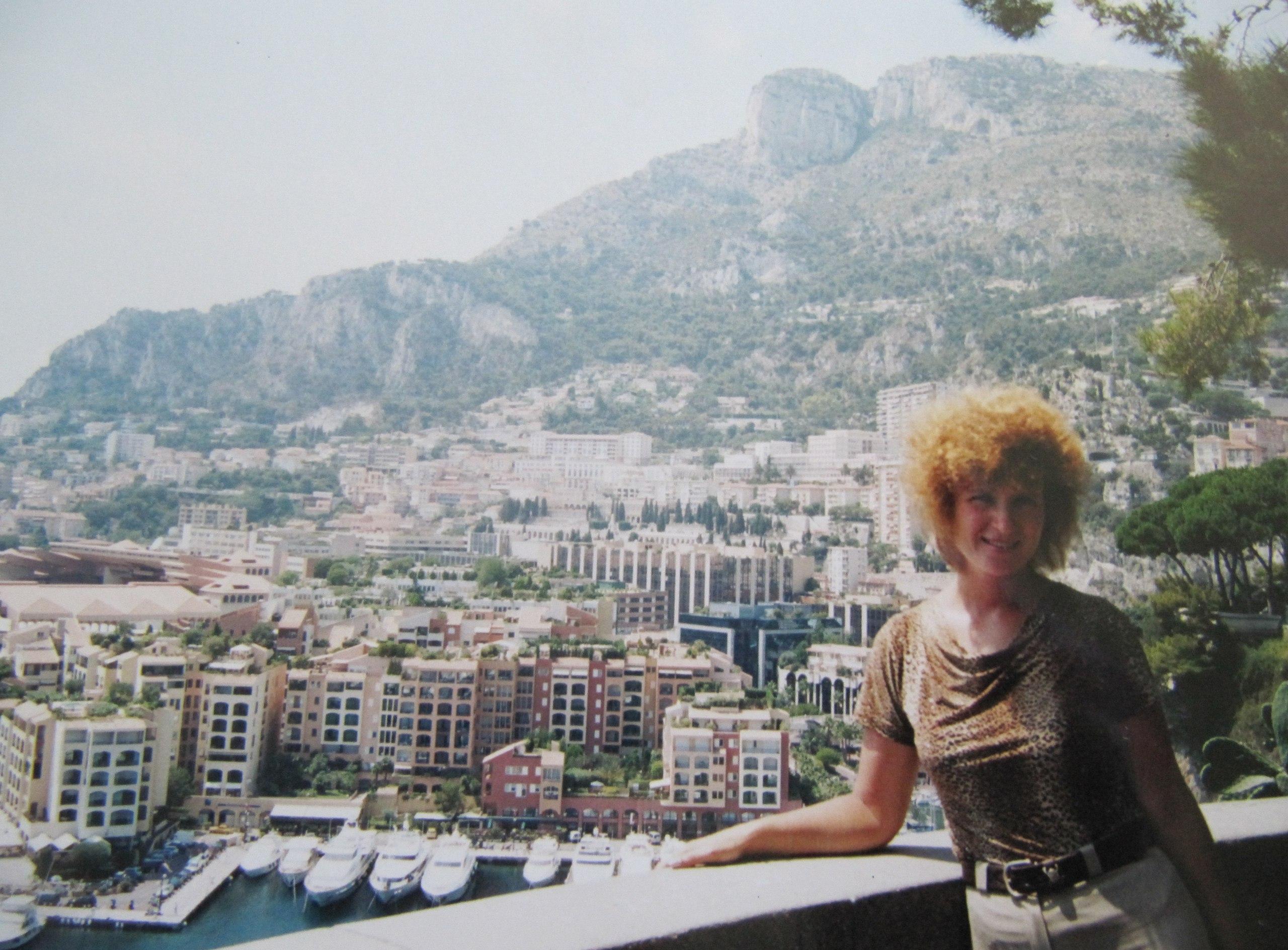 Монако, или один день в сказке.