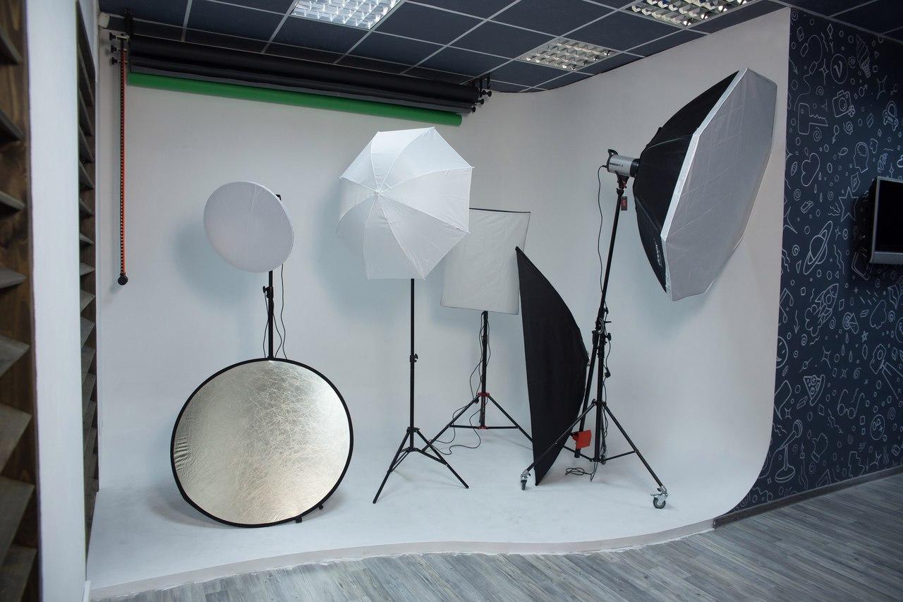 как сделать циклораму для фотостудии