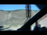 Спуск по перевалу Кату-Ярык в далину Чулышман