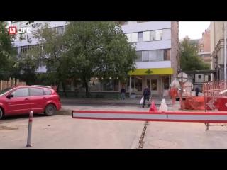 Подозреваемый в убийстве в Парке Горького сдался следователям