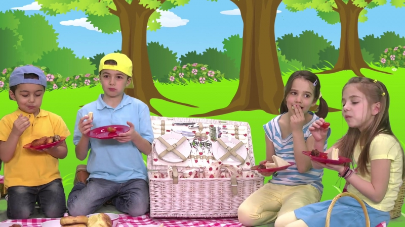 If Youre Happy and You Know It Clap Your Hands ¦ Nursery Rhymes by Zouzounia TV