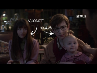 Lemony Snicket's A Series of Unfortunate Events | The Facts [HD] | Netflix