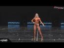 Алла Данилова (Step by Step) на Чемпионате России 2017