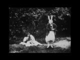 Алиса в Стране Чудес / Alice in Wonderland (1903) Сесиль Хэпуорт, Перси Стоу