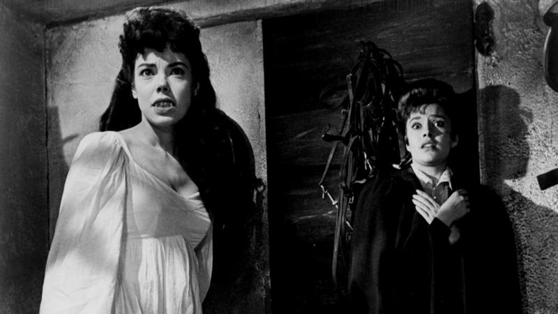 The Brides of Dracula 1960 / Невесты Дракулы (HammerFilm)