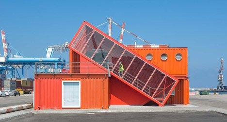Ребята, может у кого есть полезная информация о домах из морских контейнеров.
