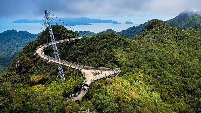 Сказочно красивые мосты со всего мира