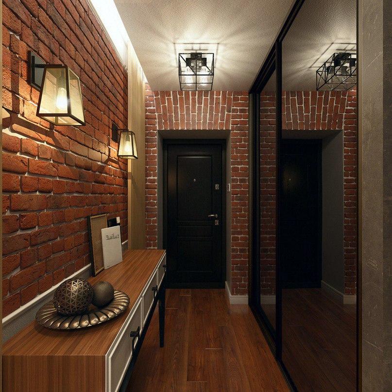 Проект маленькой квартиры для молодого человека
