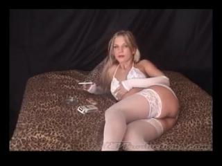 Ashley Fires - Smoking Fetish at Dragginladies.com