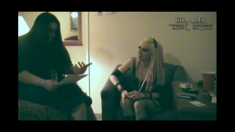 Ayria Interview - May 2011 - COMA Music Magazine