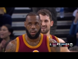 Cleveland Cavaliers-Golden State Warriors on Oracle Arena 16.01.2017