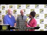 Интервью Шона Райана и Эрика Крипке (Comic-Con 2016)