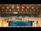 Товарищеские матчи. Россия - Португалия. Игра №1. 3:3. Обзор.