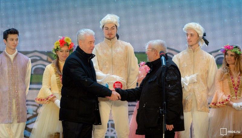 IV московский фестиваль «Путешествие в Рождество» стал рекордным - Собянин / Фото: mos.ru