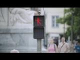 Танцующий светофор в Лисаббоне