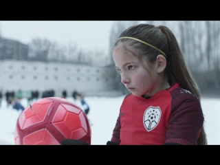 Nike - Из чего же сделаны наши девчонки