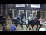 JAZZ-FUNK @SIA - The Greatest (SELECT)  FREAK DANCE STUDIO