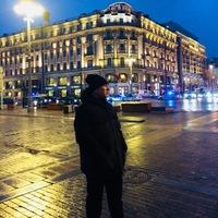 Анкета Дмитрий Дресвянников