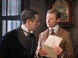 Приключения Шерлока Холмса и доктора Ватсона. 1979. Кровавая надпись