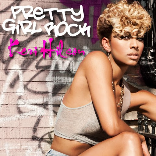 Keri Hilson альбом Pretty Girl Rock (UK Version)