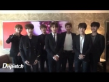 `VIDEO MESSAGE` Greeting of BTS at the 2017 Billboard Music Awards.