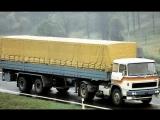 Трое на шоссе 1983 г. Фильм про дальнобойщиков
