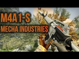 |CS GO| M4A1-S MECHA INDUSTRIES (HD) |STICKES| for CS 1.6