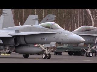 Тотальное превосходство / Учения ВВС НАТО в Финляндии