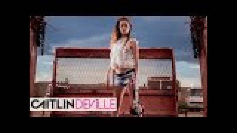 Subeme La Radio (Enrique Iglesias) - Electric Violin Cover   Caitlin De Ville