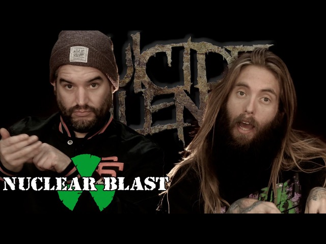 SUICIDE SILENCE - Self-titled album is out now! (OFFICIAL TRAILER) | BLACKINK TV