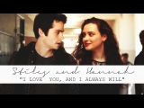 Stiles and Hannah
